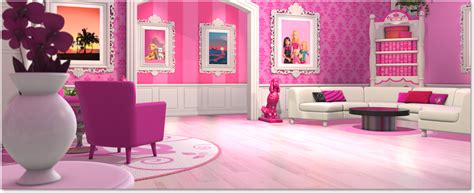 barbie living room image location barbie dreamhouse living room png