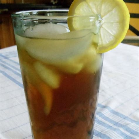 southern sweet tea recipe non alcoholic drinks teeth