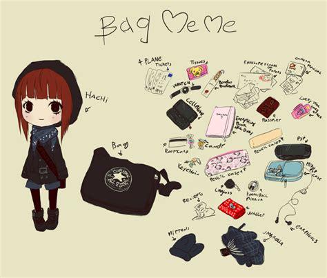 Meme Bag - bag meme by hachiyuki on deviantart