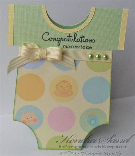 Baby Shower Cards To Make by Best 25 Baby Shower Cards Ideas On Baby Cards