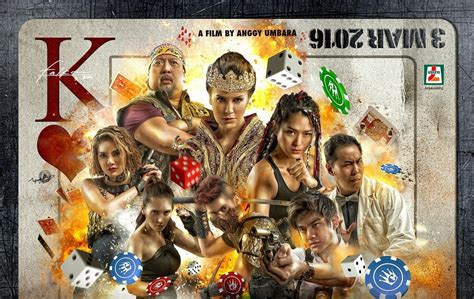 film bioskop terbaru comic 8 sinopsis film terbaru comic 8 cassino kings part 2