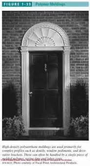 Decorative Exterior Door Moulding Exterior Trim On Buildings Choices Installation Maintenance Repairs