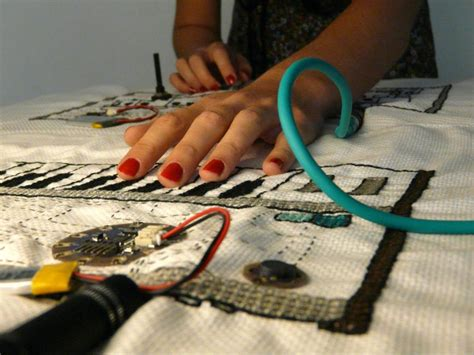 diy projects electronics arduino blog 187 meet the maker afroditi experiments with
