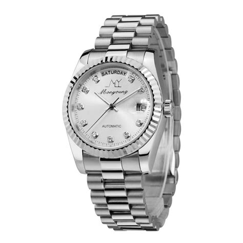 monyoung fully automatic mechanical stainless steel