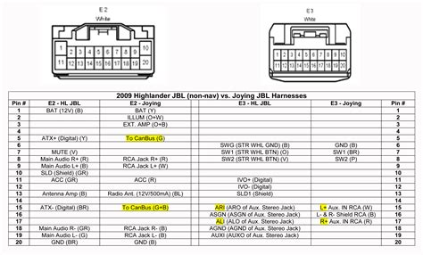 toyota highlander jbl wiring diagram 36 wiring diagram