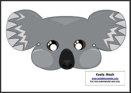 printable wombat mask 1000 images about wombat stew on pinterest stew other