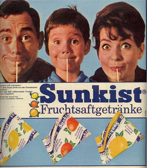 Alte Parkettböden Kaufen 1027 by Sunkist Reklame 1965 Http Www Das Waren Noch Zeiten De
