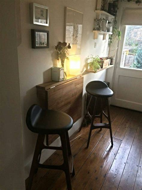 17 best ideas about wall mounted table on wall