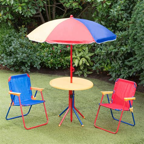childrens outdoor furniture with umbrella roselawnlutheran