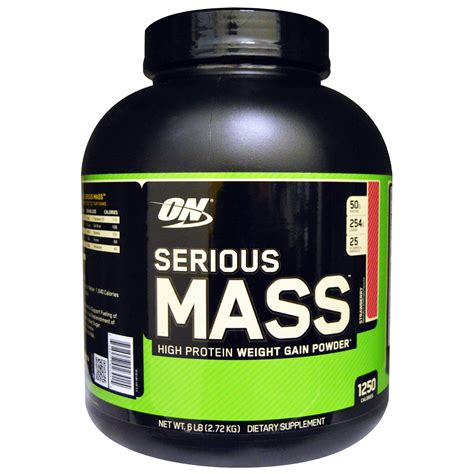 Optimum Nutrition On Serious Mass 2 Kg Repack Trial Size Weight Gainer optimum nutrition serious mass high protein weight gain
