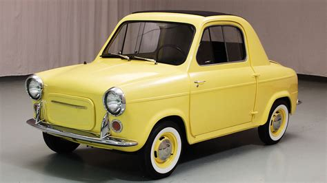 smallest cars 15 smallest cars of all part 2