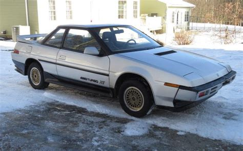 snow mobile 1986 subaru xt turbo 4wd