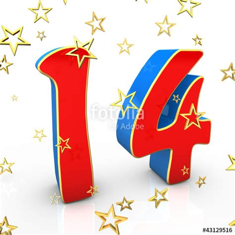 14 in years quot 14 years happy birthday quot stock photo and royalty free images on fotolia