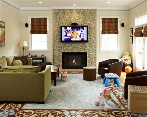 small living room ideas with fireplace tv above fireplace design pictures remodel decor and