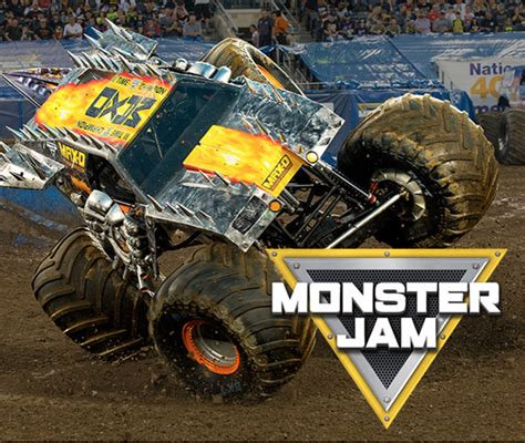 monster truck jam discount code for the first time at marlins park monster jam miami