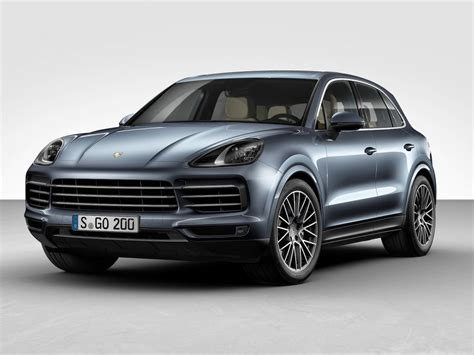 pics of porsche porsche cayenne 2019 features pictures business insider