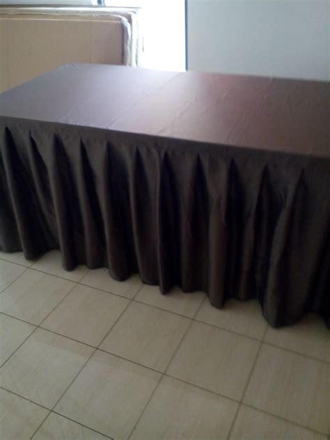 Cover Meja Ketat 1 jual cover meja untuk event besar harga murah jakarta oleh