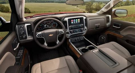 Chevy Interior by 2018 Chevrolet Silverado Rumors And Concept Cars And