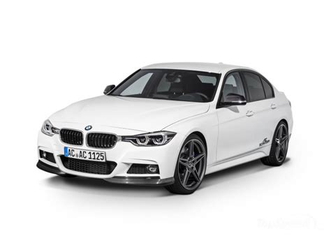 new bmw 3 series 2016 2016 bmw 3 series facelift gets the ac schnitzer treatment
