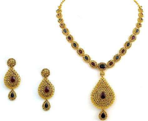 gold necklace designs with indian jewelry gold set designs newhairstylesformen2014
