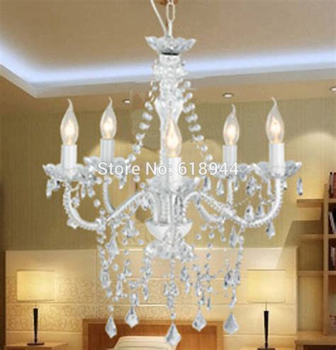 kid chandelier bedroom aliexpress com buy modern fashion transparent white kids
