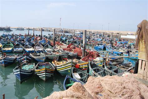 un porto marocco il porto di agadir viaggi vacanze e turismo turisti