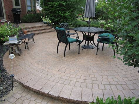 Patio With Pavers Paver Patio Maintenance Patio Design Ideas