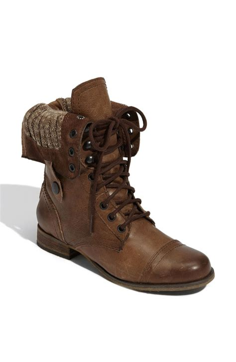 combat boots www shoebytch steve madden cablee combat boots