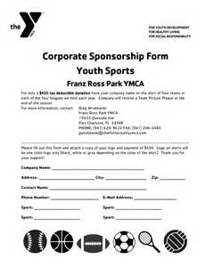 Sponsorship Letter Template For Sports Team by School Donation Request Letter Sle