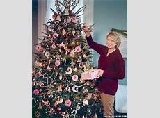 Setting Up a Christmas Tree | Martha Stewart Ft. Stewart Facebook