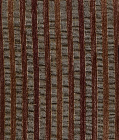 stripe upholstery fabric hixon garnet swavelle mill creek red gold stripe