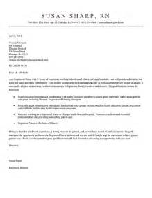 Nursing Cover Letters For Resumes 25 Best Ideas About Nursing Cover Letter On Pinterest