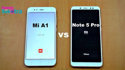 Play Store Is Not Working In Redmi Note 4 Redmi Note 5 Pro Vs Mi A1 Speed Test And Comparison