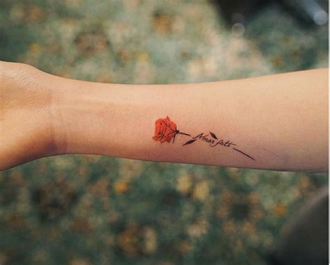 small rose tattoos best 25 small tattoos ideas on