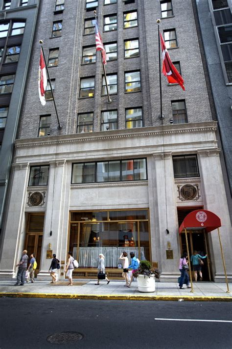 Cornell 1 Year Mba Nyc by Ezra Magazine Cornell Club Offers Oasis In New York City