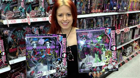 monster high doll house toys r us doll hunting find new monster high zombie shake at toys r us the doll circle 5 16 14