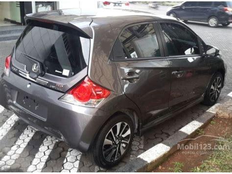 Murah Diton Executive Grey jual mobil honda brio 2017 rs 1 2 di dki jakarta automatic hatchback abu abu rp 164 000 000