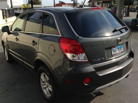 manual cars for sale 2009 saturn vue windshield wipe control sell used 2009 saturn vue xe sport utility 4 door 3 5l in los angeles california united states