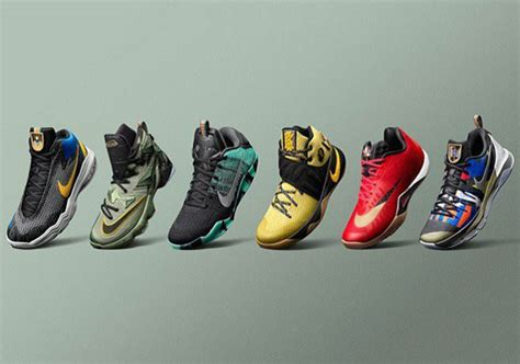 All Collection nike basketball 2016 all collection sneaker bar detroit