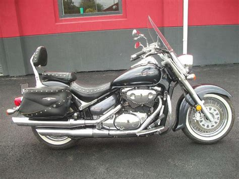 2006 Suzuki Boulevard C50t Buy 2006 Suzuki Boulevard C50t Cruiser On 2040motos