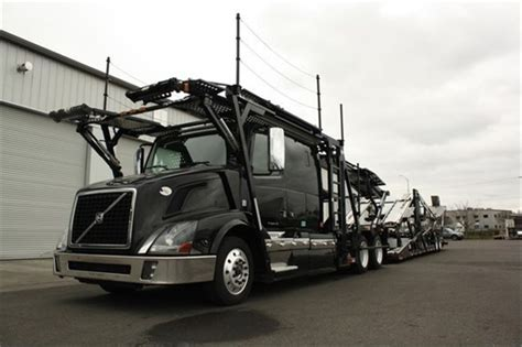 volvo car carrier trucks  sale  trucks  buysellsearch
