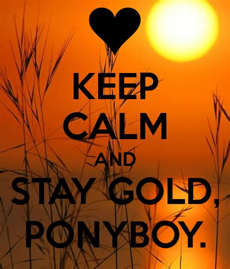 stay gold quotes quotesgram