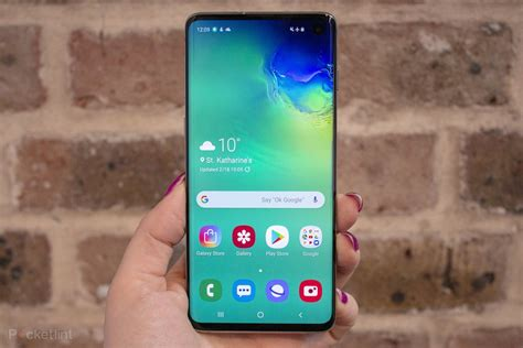 samsung galaxy s10 initial review y moly