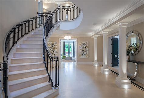 Curved Staircase Design Ipc482   Staircase Design Ideas