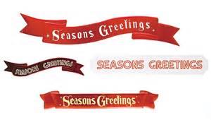 season banner