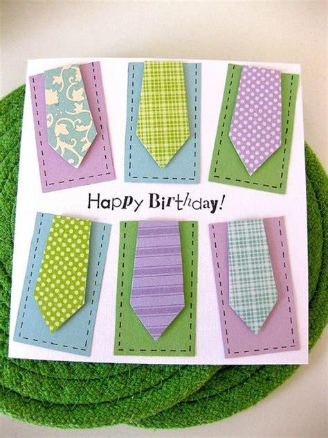 Cool Birthday Cards For Guys Birthday Card Ideas For Guy Men Neckties Birthday Card