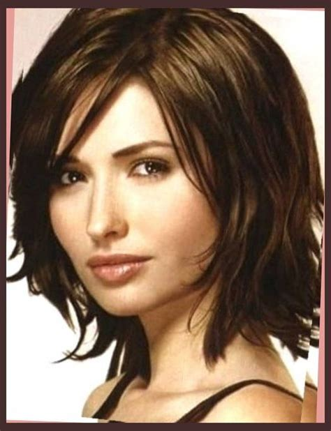 hairstyles for thin hair and double chin short hairstyles for round faces double chin short