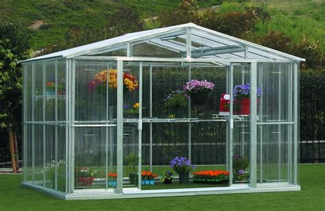 Rubbermaid Greenhouse Shed by Duramax 10x10 Greenhouse Ships Free Storage Sheds Direct