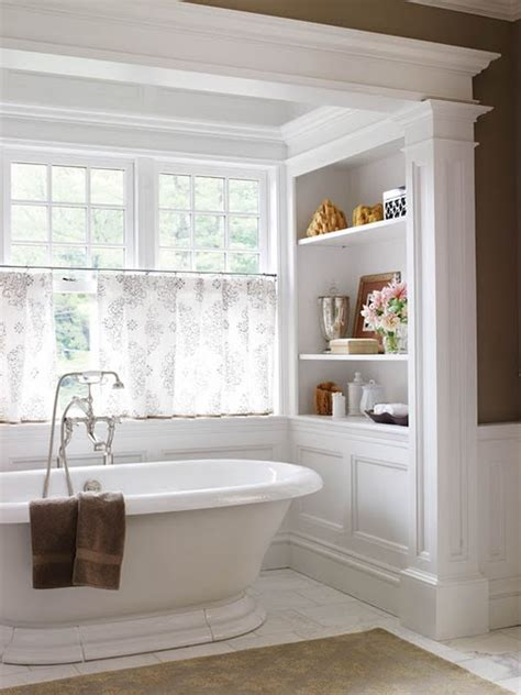 bathtub storage bath storage bathrooms pinterest
