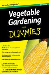 Vegetable Gardening For Dummies Ebook By Charlie Vegetable Gardening For Dummies